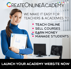 Create Online Academy and Sell Courses Online