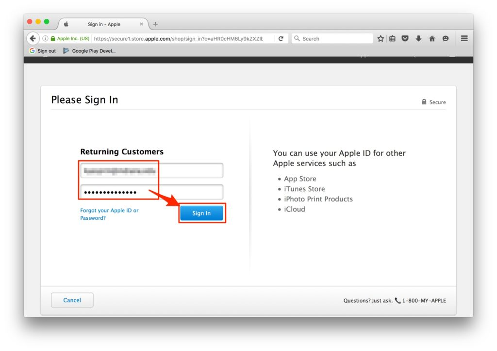 signin-to-apple-account