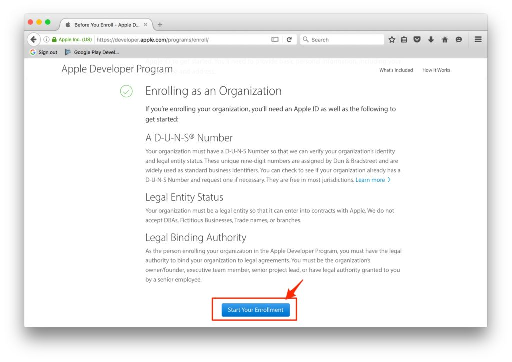 signup-apple-developer-program-veerit-app-development